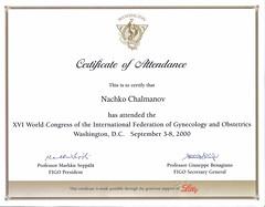 xvi-figo-congress-certificate