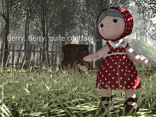 Berry, Berry, quite contrary...
