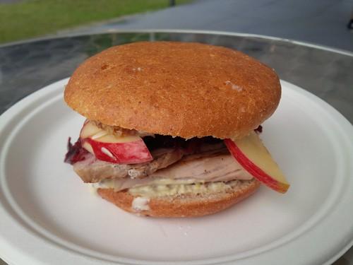 Porc Sandwich