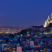 Paris / blue hour version by A.G. Photographe