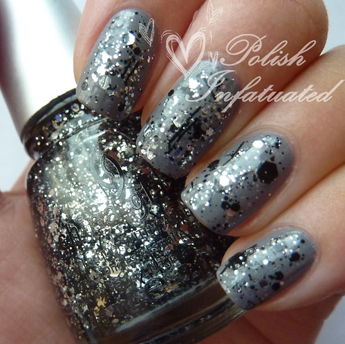 glitz n pieces over grey