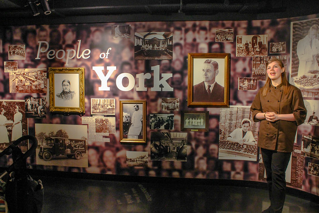 York's Chocolate Story en York