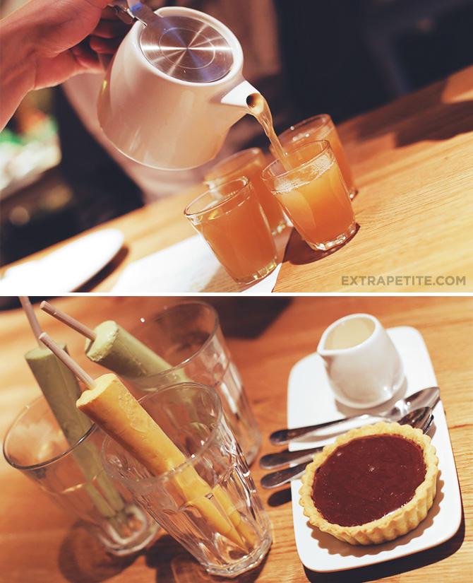 roti chai desserts
