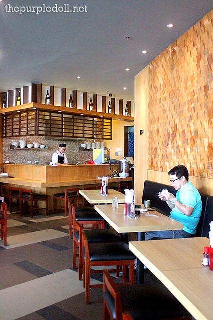 Miso-Ten Restaurant Robinsons Magnolia