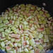 Small photo of Watermelon Rind Preserves - Cooking
