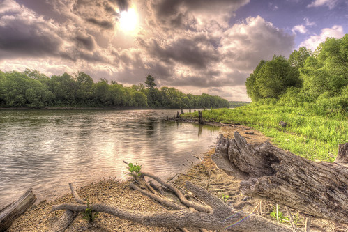 nature water clouds river landscape kayaking countryimagesus northbosqueriver