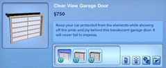 Clearview Garage Door