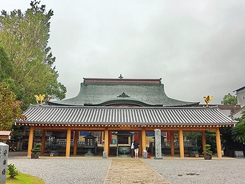 【写真】四国八十八ヶ所 : 第06番札所・安楽寺