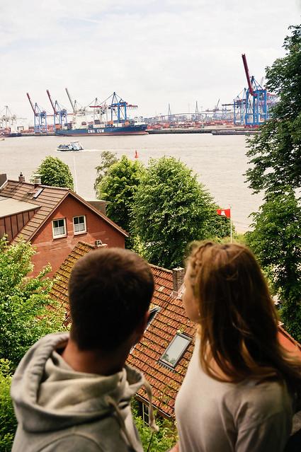 Paarfotografie Fotoshooting Hamburg