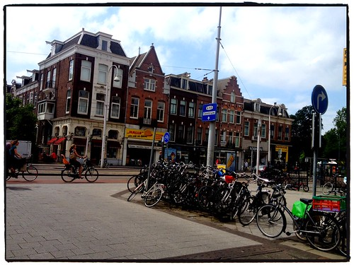 Cycling Epicentre of the World: Amsterdam by tf_82