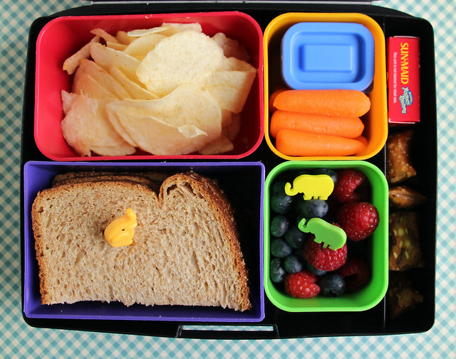 Day Camp Elephant Bento #777