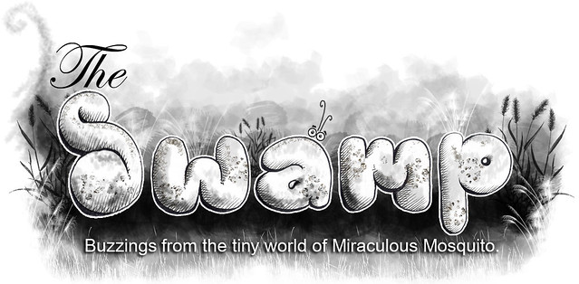 'The Swamp' Newsletter Title - by Miraculous Mosquito.
