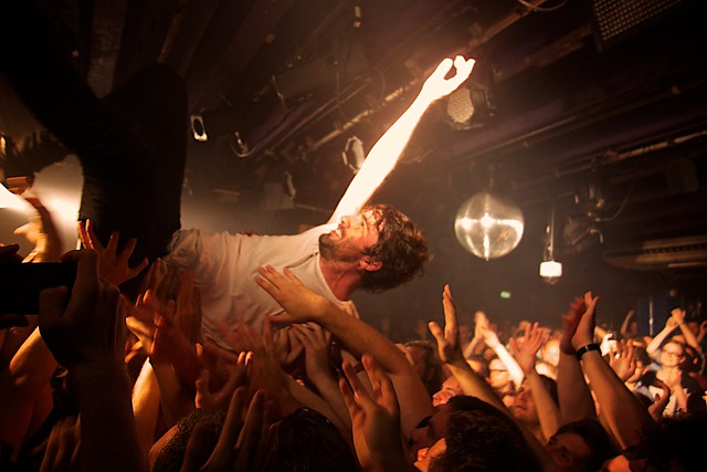 Japandroids at Dingwalls