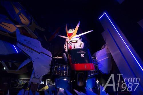 15 Strike Freedom Gundam Cockpit Illustration