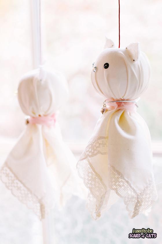 Teru teru japanese rain doll