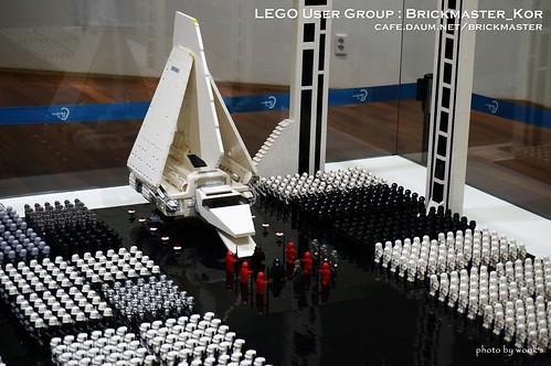 Star Wars : Emperor's Inspection