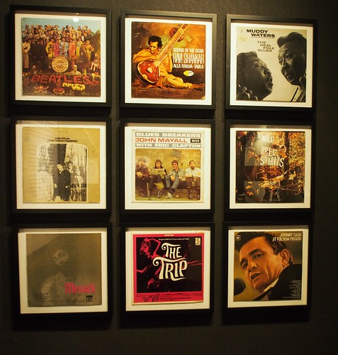 Jimi Hendrix Record Collection