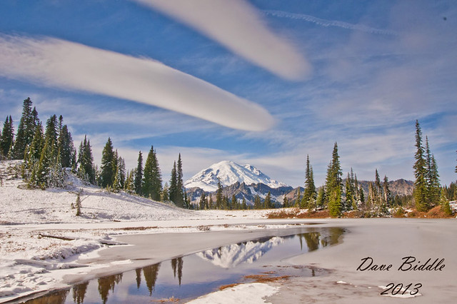 Mt Rainier revisited.