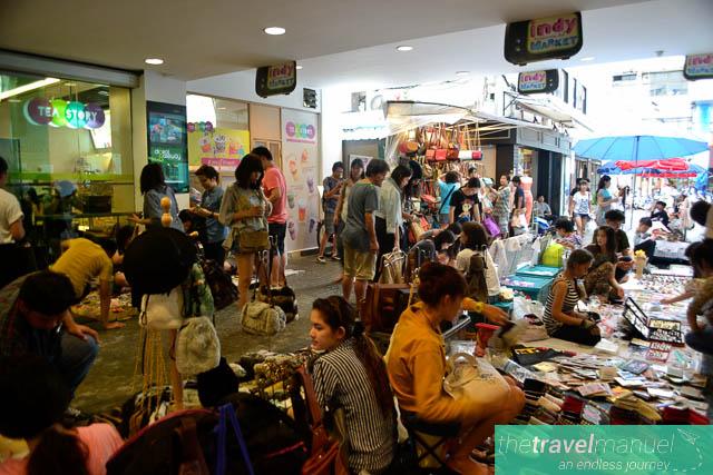 Markets of Bangkok