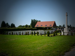 Ors Communal Cemetery - Photo of Fesmy-le-Sart
