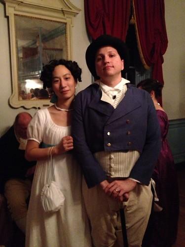 Gadsby's Tavern Jane Austen Ball