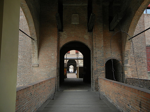DSCN4289 _ Castello Estense, Ferrara, 17 October