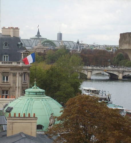 view from musee d'orsay