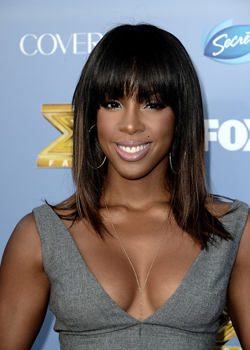 Kelly Rowland The X Factor Season 3 Premiere Party
