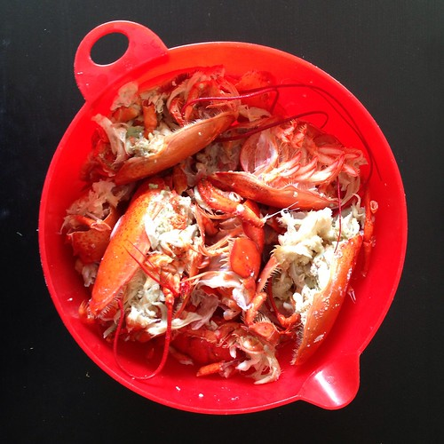 The Cooking of Joy: Lobster Bisque