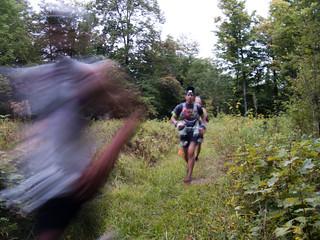 Haliburton 50 miler race start
