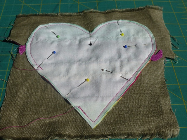 Lavender heart tutorial<a href=