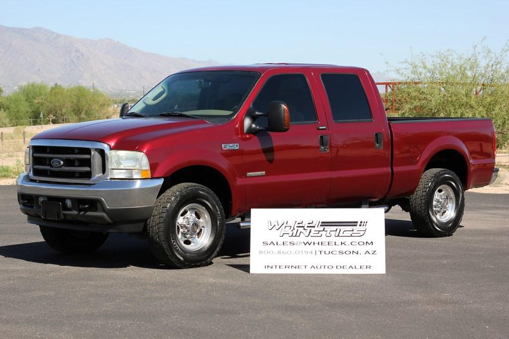 2004 ford f250 lariat 4x4 diesel truck for sale. Black Bedroom Furniture Sets. Home Design Ideas