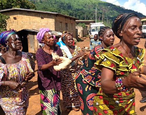 Cote d'Ivoire Women's Savings Group