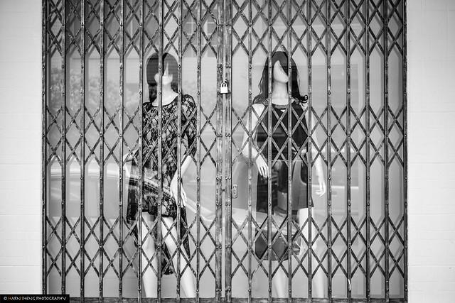 Caged & Locked