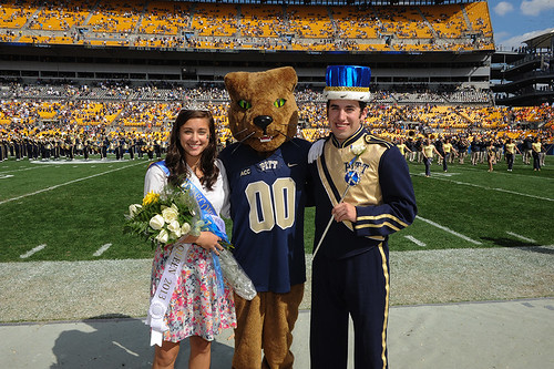 2013 - Homecoming Queen and King and Court Gallery