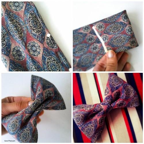 DIY Bespoke Bow Tie Tutorial