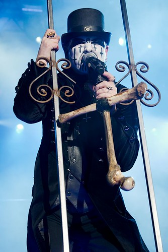 King Diamond by Joachim Ziebs