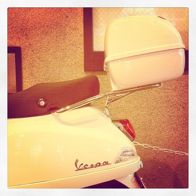 """After"" #Piaggio #Vespa LX125 3V"