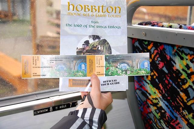 Entradas Hobbiton Tikects