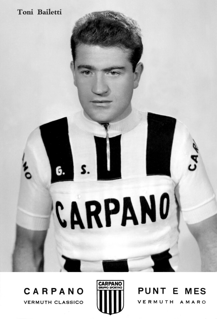 Toni - maglia Carpano