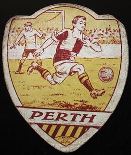 Baines Football Shield - PERTH
