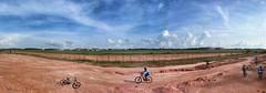 Offroad track near Hang Nadim Airport, Batam