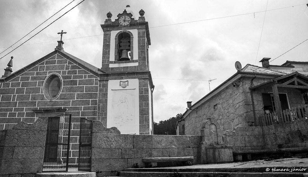 08.- Das Termas de S. Pedro do Sul a Manhouce
