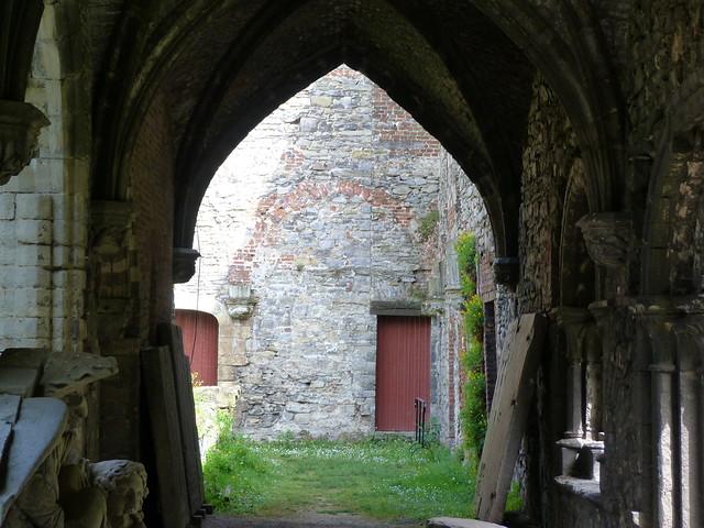 Abadía de San Bavón (Gante, Bélgica)