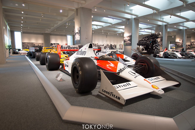 The History of Honda Formula 1 / Twin Ring Motegi Collection Hall