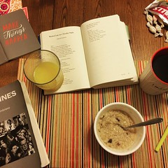 Early late September. #lifelookslike, #booksandcoffee