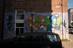 Huidekoper Straat - Mural