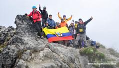 IMBABURA - ASCENSO AL VOLCÁN 4621 msnm