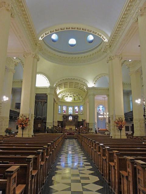 St. George's Cathedral, Kingston, Panasonic DMC-SZ9