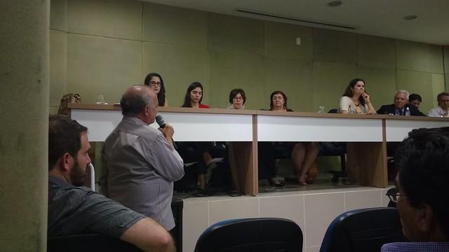 Audiência contou com relatos de ex-militares e camponeses do Araguaia - Créditos: Lilian Campelo/ Brasil de Fato